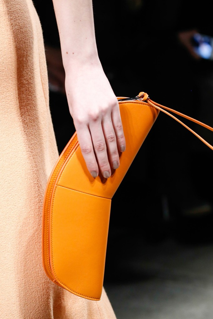 Narciso Rodriguez Structured clutch