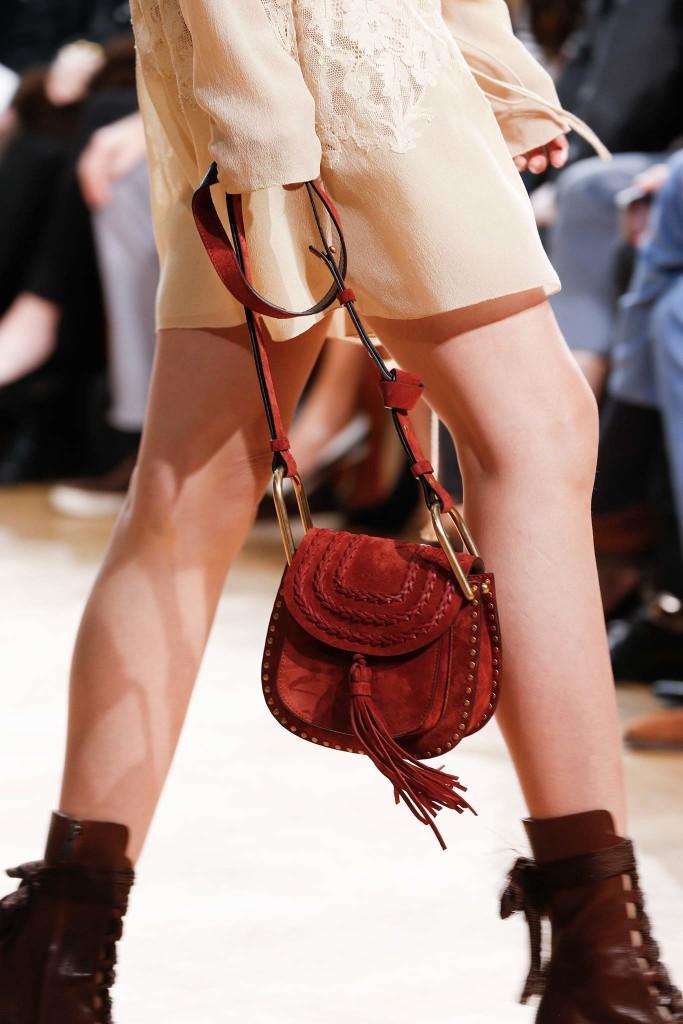 Chloe Fringed Bag
