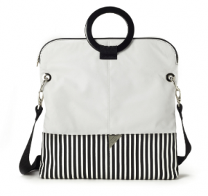 'The Monochrome Tote' from Linda Bushe Private Collection